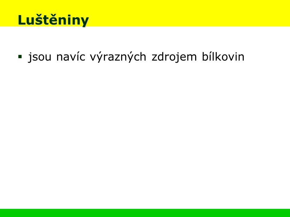 Jako hlavní pokrm - 1-2x za měsíc  Guláš  Cizrna na paprice  Čočka se zeleninou  Karbanátek apod.