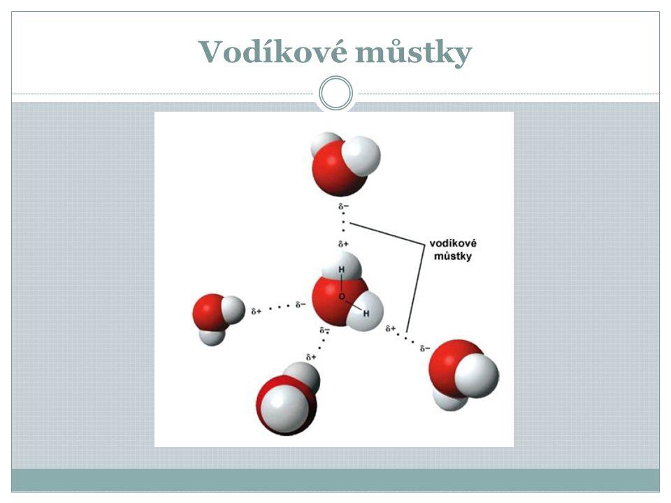 Vznik disacharidu Spojením dvou molekul glukózy vzniká maltóza.
