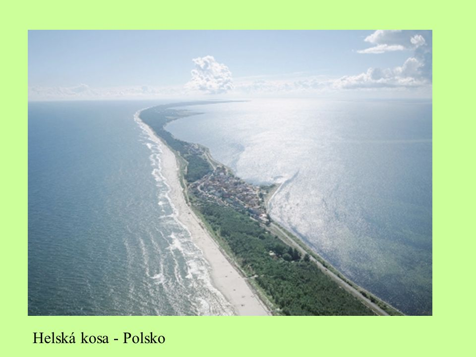 Helská kosa - Polsko