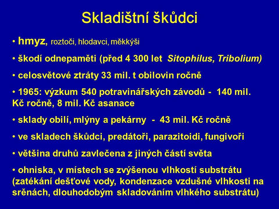 Zdroje obrázků Hůrka K., 2005: Brouci České a Slovenské republiky.