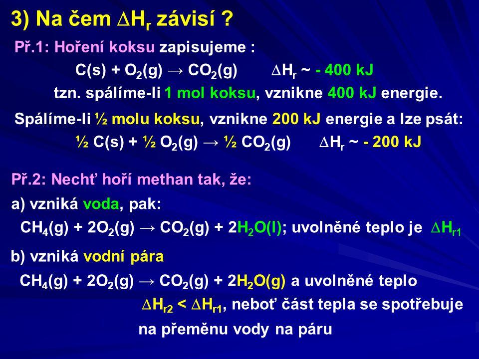 3) Na čem  H r závisí .