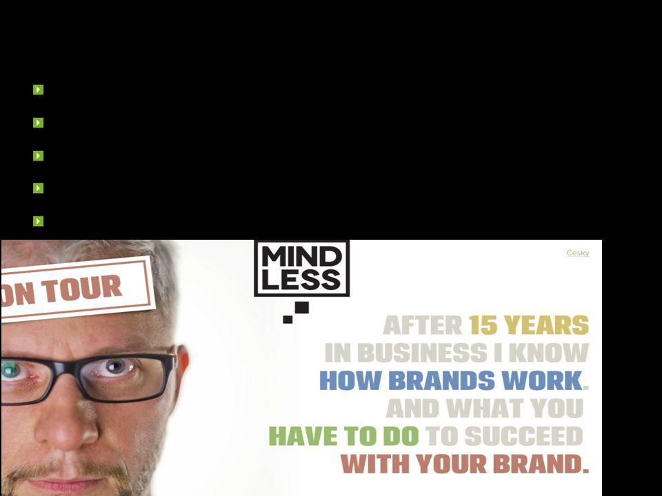Copywriting / Branding Není to vlastně snadné.
