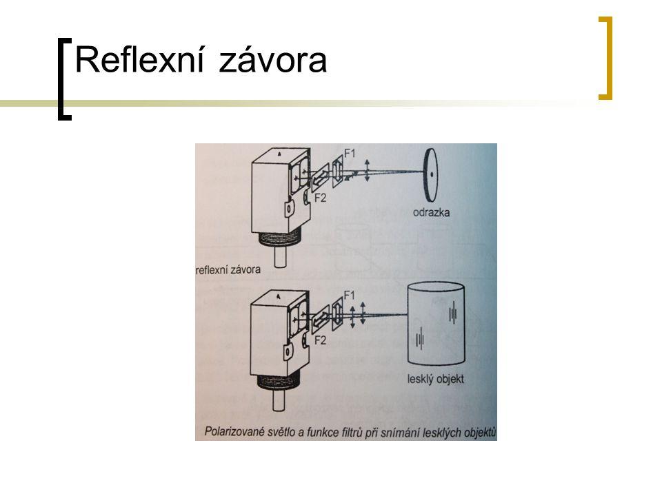 Reflexní závora