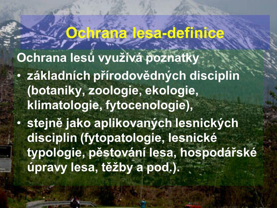 Lesní ochranná služba FUNKCE A VÝZNAM LOS Lesní ochranná služba VÚLHM Jíloviště-Strnady byla zřízena jako organizační složka útvaru ochrany lesa na základě pověření MZe ČR v roce 1995.