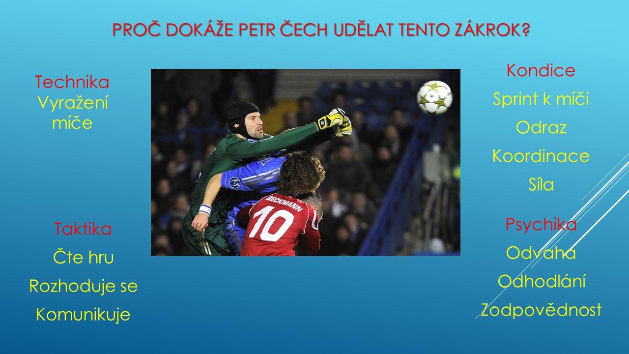 ÚLOHY BRANKÁŘE – CHYTAJÍCÍHO HRÁČE 1.Zabraňuje gólům 2.