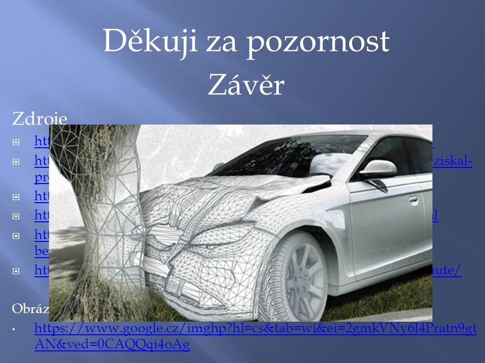 Děkuji za pozornost Závěr Zdroje  http://www.cdv.cz/vozidlove-systemy-pro-zvyseni-bezpecnosti/ http://www.cdv.cz/vozidlove-systemy-pro-zvyseni-bezpec