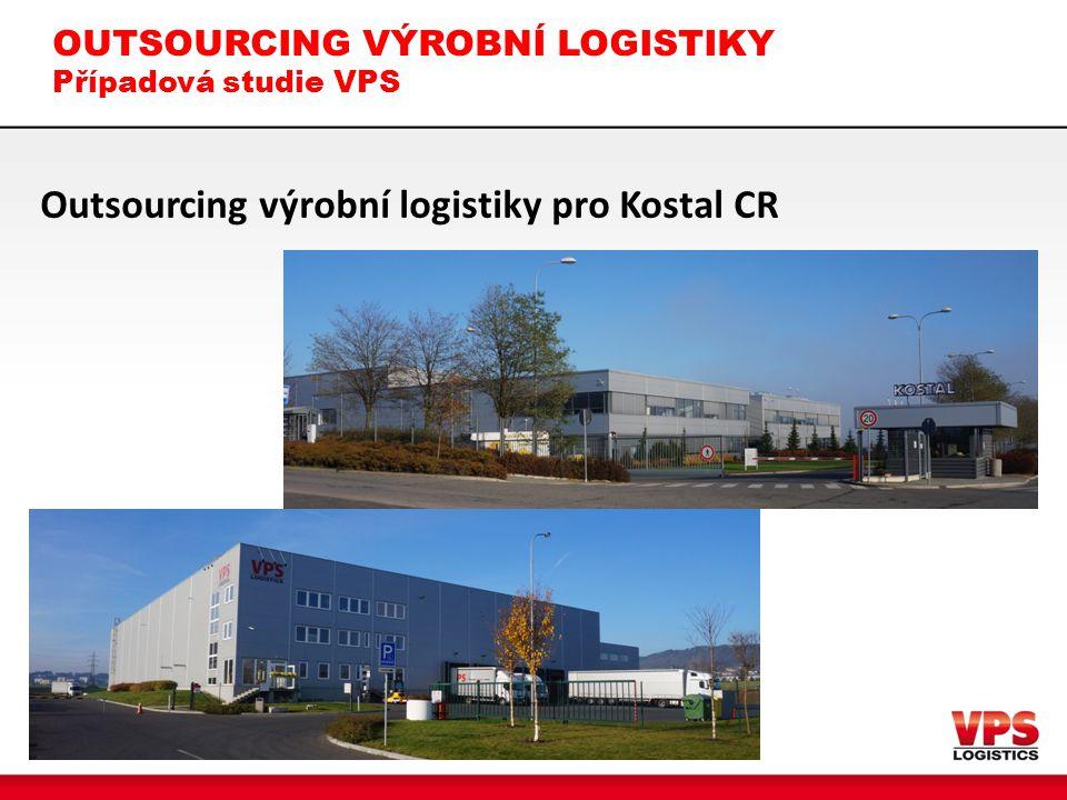 OUTSOURCING VÝROBNÍ LOGISTIKY Případová studie VPS 7 Outsourcing výrobní logistiky pro Kostal CR