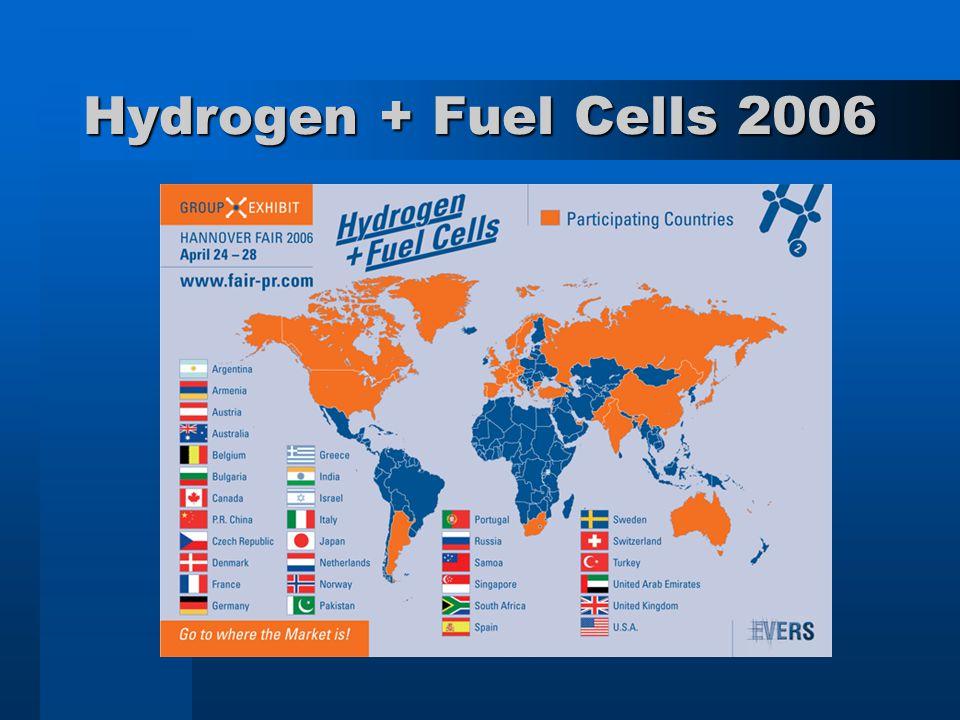 Hydrogen + Fuel Cells 2006