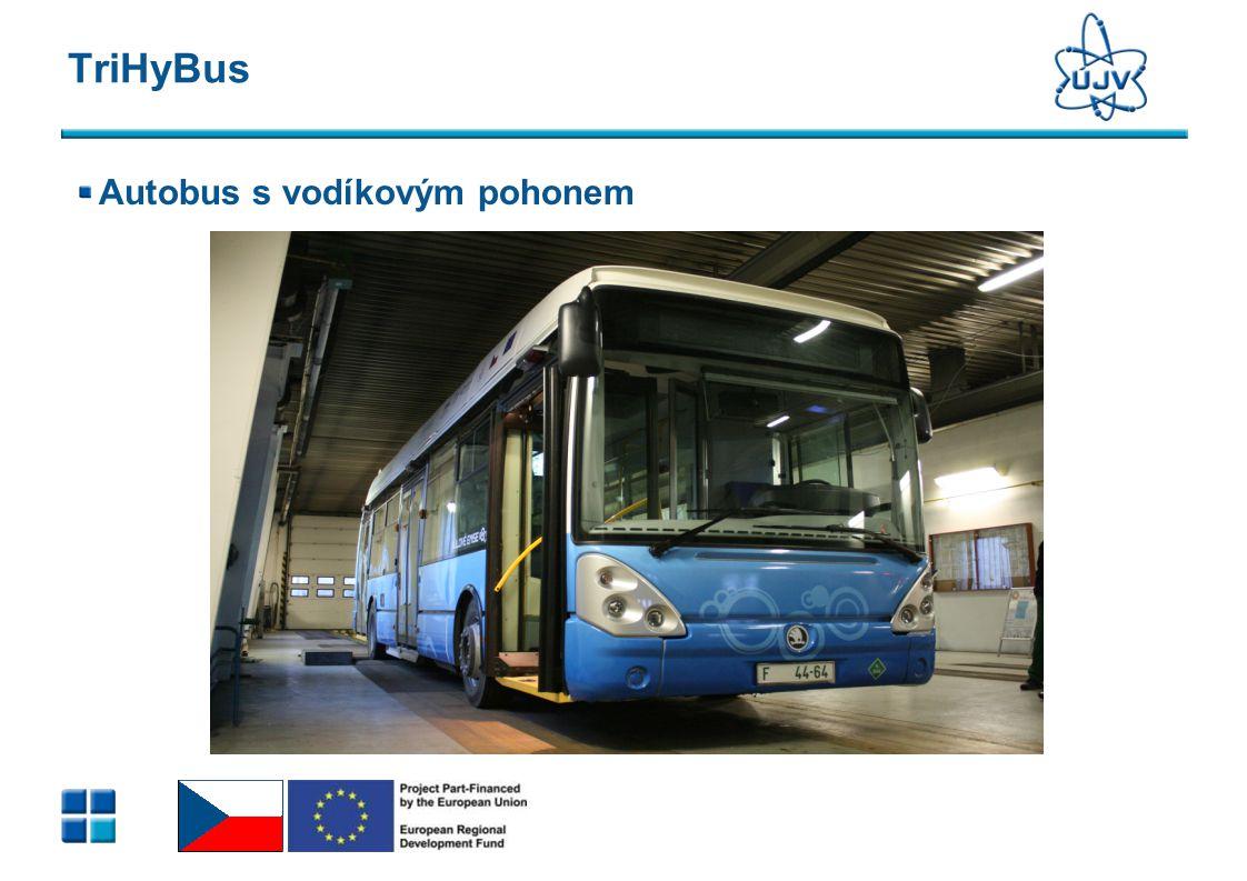 TriHyBus Autobus s vodíkovým pohonem
