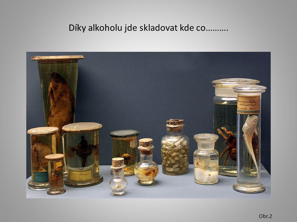 ALKOHOLY Patří mezi KYSLÍKATÉ deriváty (obsahují kyslík).