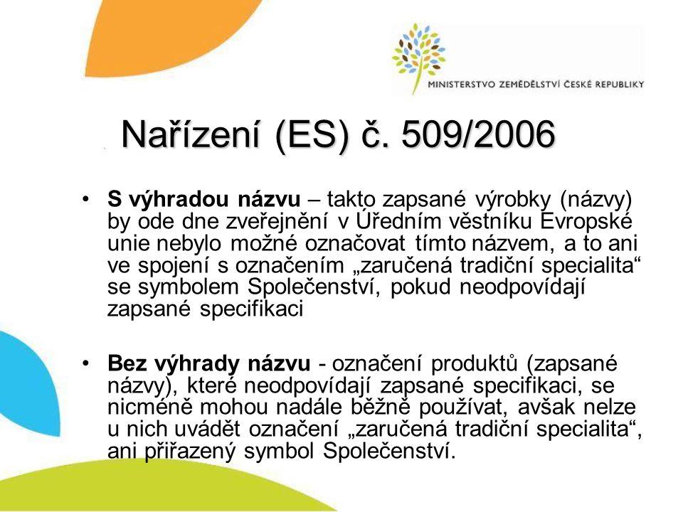 Nařízení (ES) č.