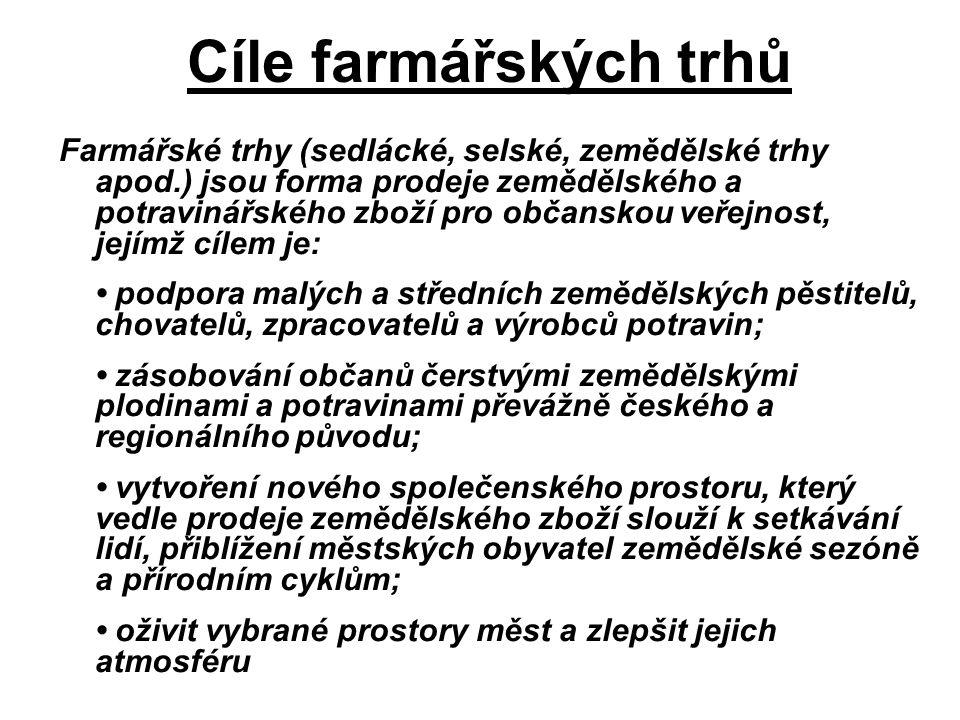 """Jak poznáme """"farmáře sedláka,zemědělce malého a středního –zemědělský pěstitel, –chovatel, –zpracovatel, –výrobce potravin"""