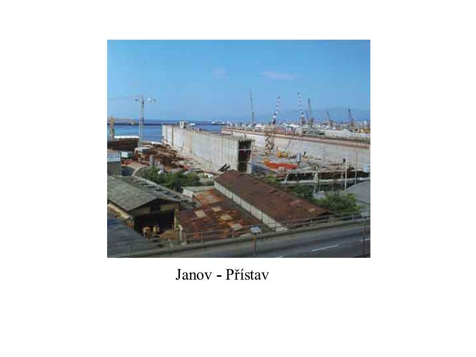 Janov - Přístav