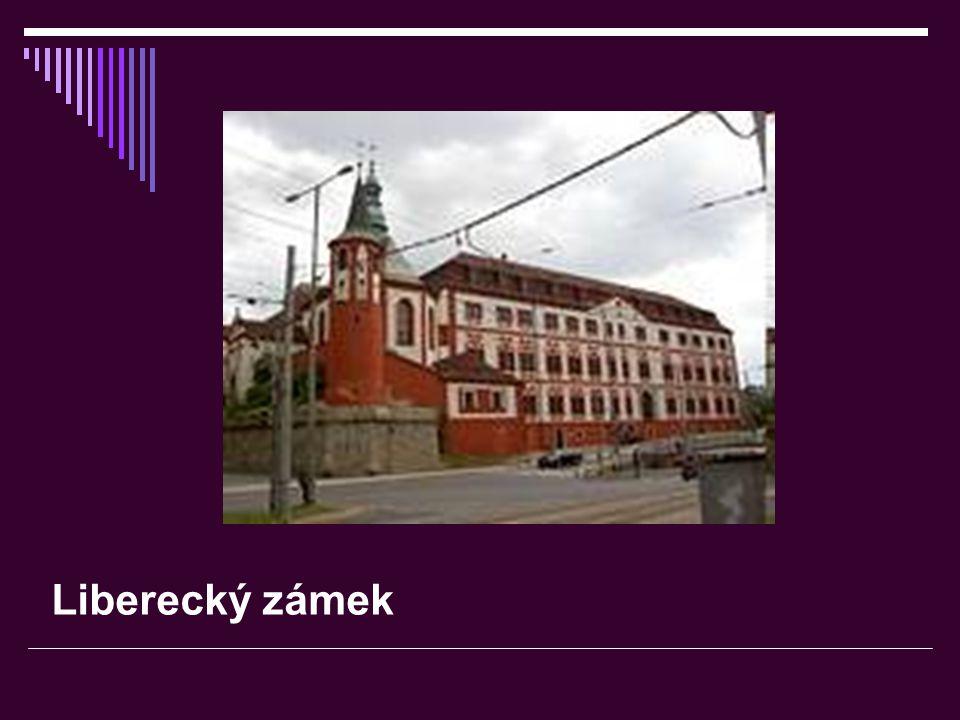 Liberecký zámek