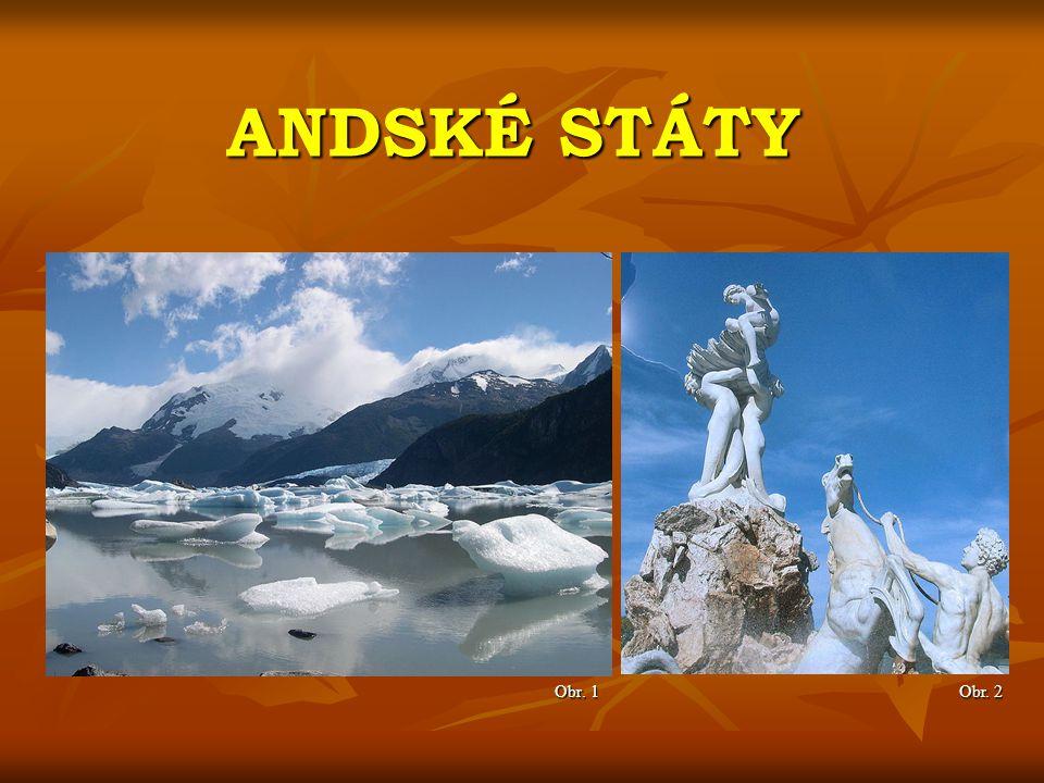 ANDSKÉ STÁTY 2. část