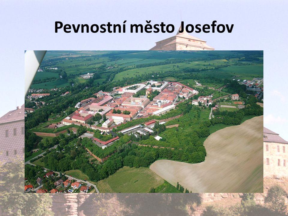 Pevnostní město Josefov