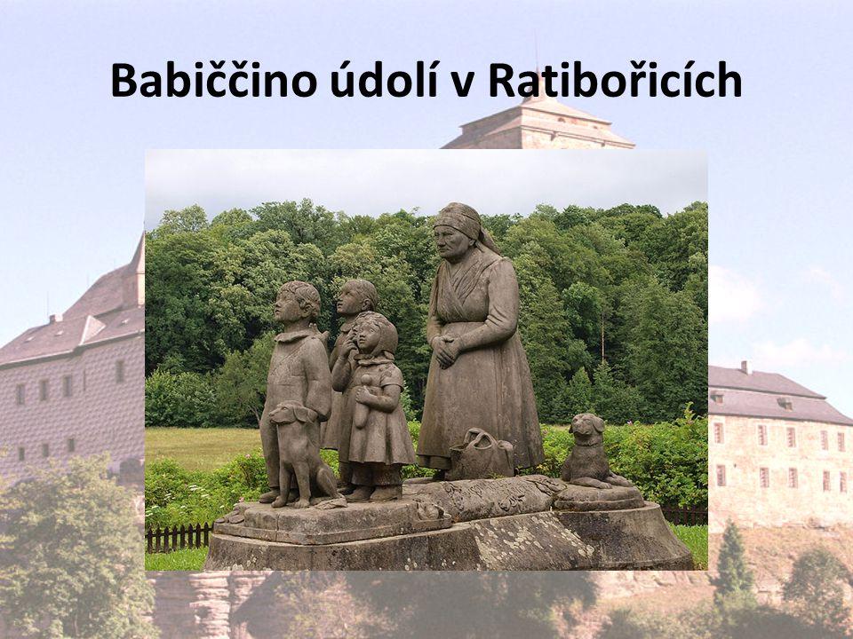 Babiččino údolí v Ratibořicích