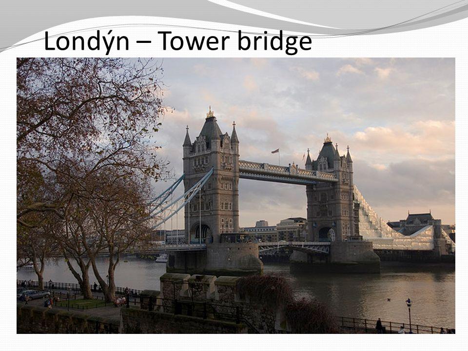 Londýn Big Ben