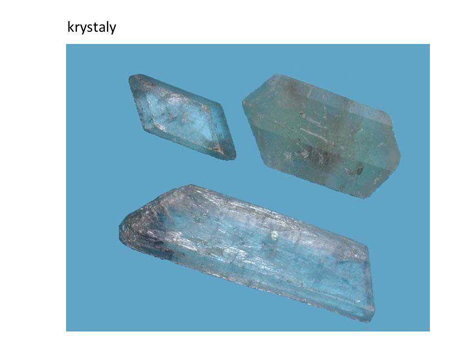 Siderit (ocelek) uhličitan železnatý, FeCO 3 hnědožlutý až tmavohnědý železná ruda