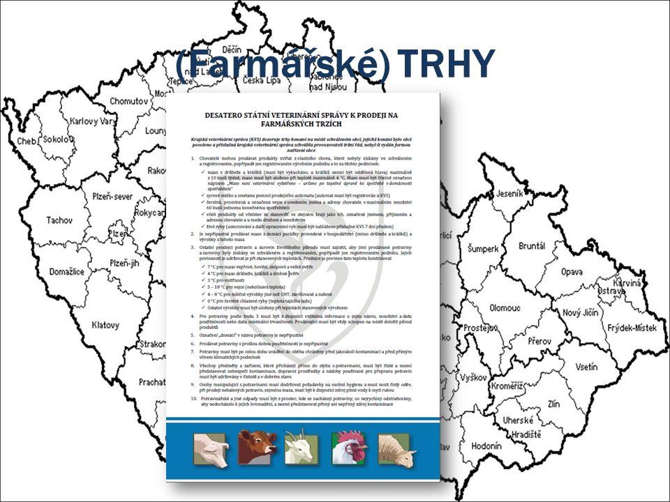 (Farmářské) TRHY