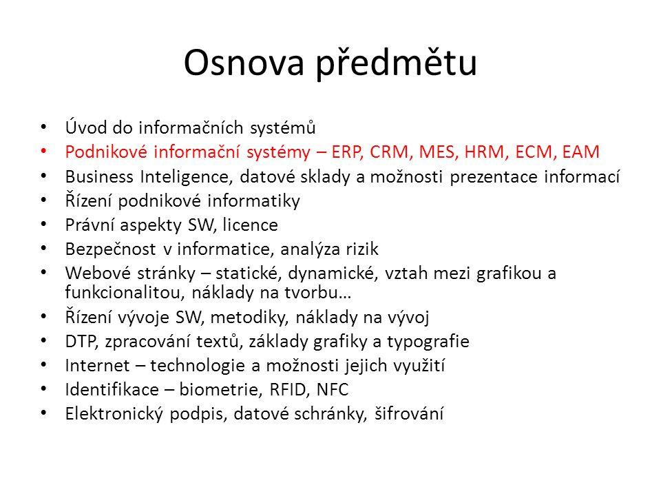 SCADA systémy - vizualizace