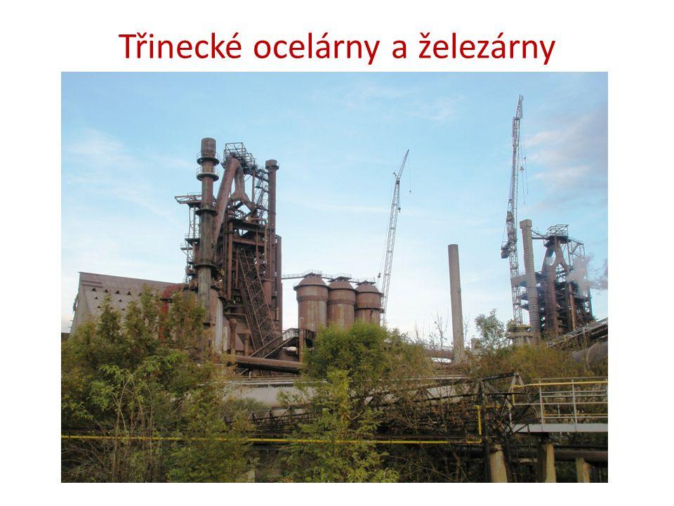 Třinecké ocelárny a železárny