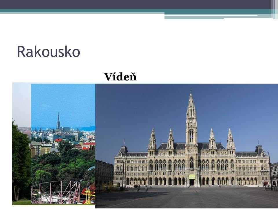 Rakousko Vídeň