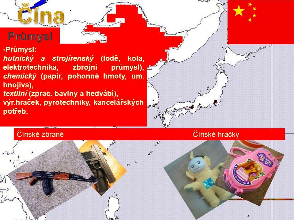 -Přes Čínu tečou řeky Chang Jiang, Huang He jezera Kukunor a Lobnor Chang Jiang Huang He Kukunor Lobnor