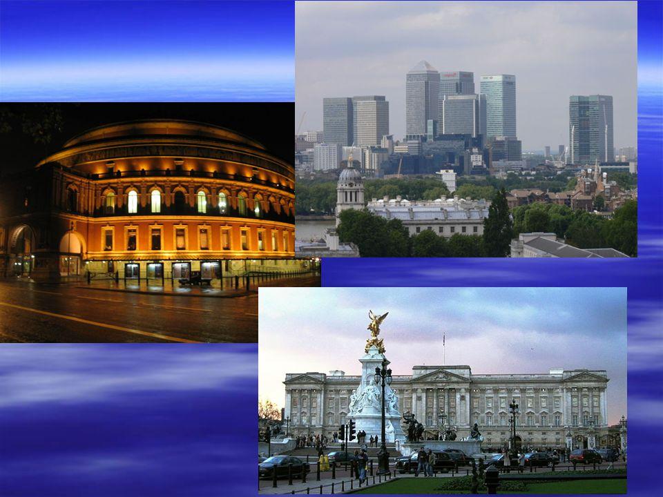 LONDÝN Londýn (London) je hlavní město Anglie a Spojeného království Velké Británie a Severního Irska ležící na jihovýchodě země při ústí řeky Temže.