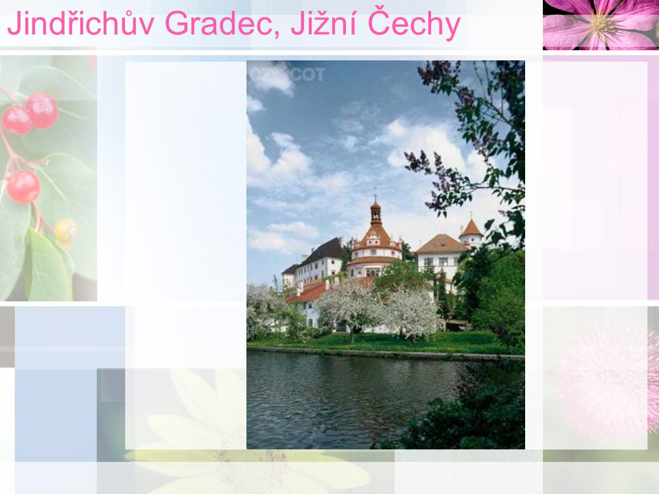 Jindřichův Gradec, Jižní Čechy