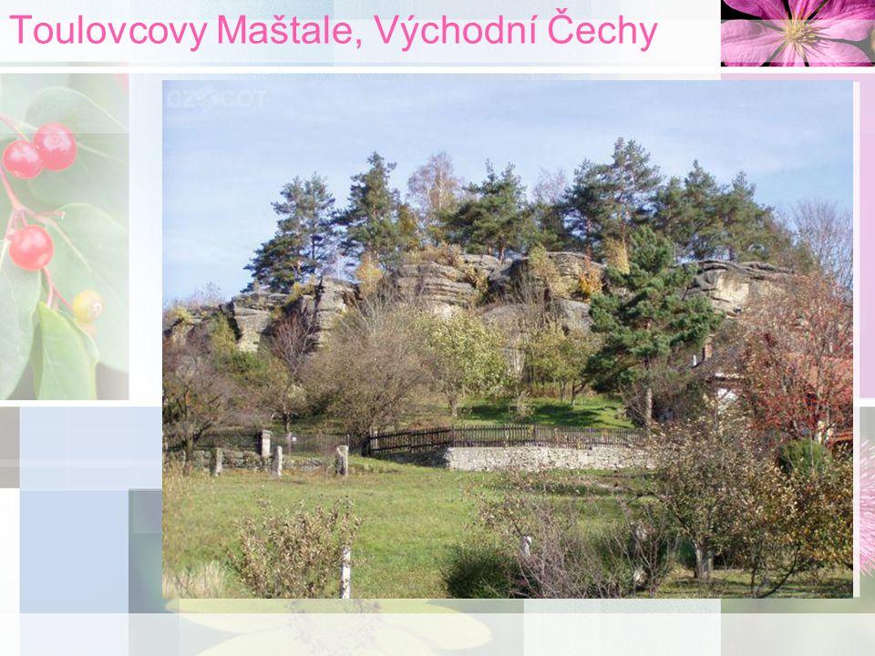 Toulovcovy Maštale, Východní Čechy
