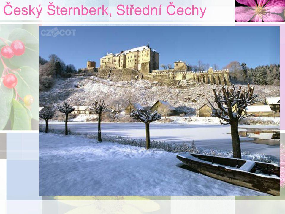 Český Šternberk, Střední Čechy