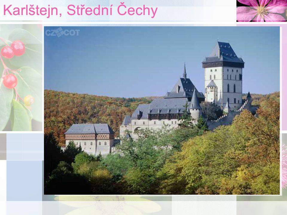 Karlštejn, Střední Čechy