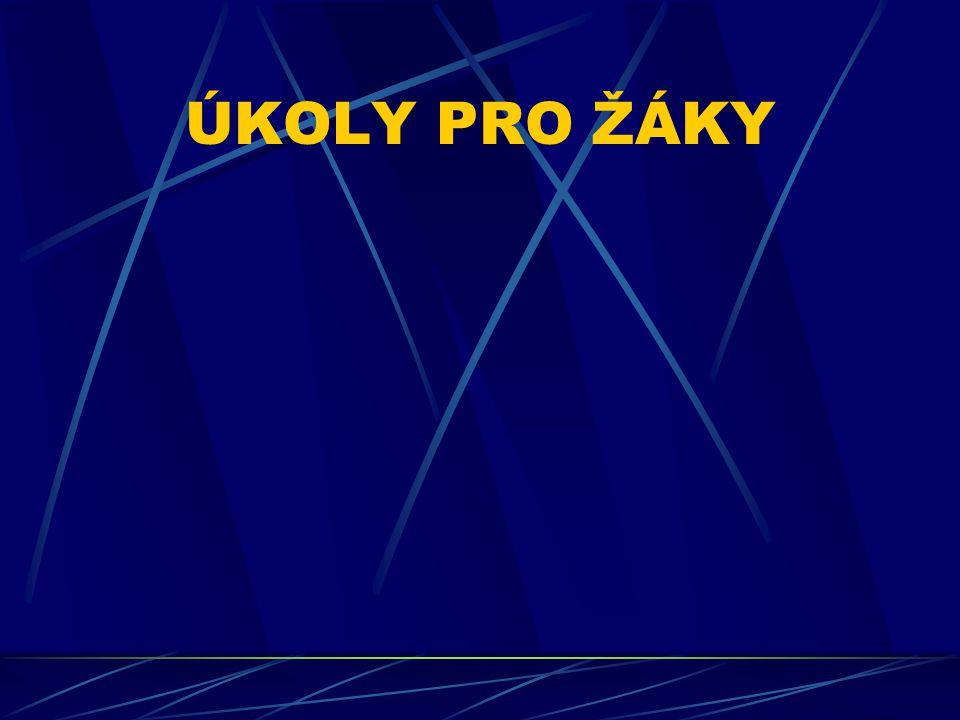 1. Najděte si internetový vyhledávač www.seznam.cz www.seznam.cz