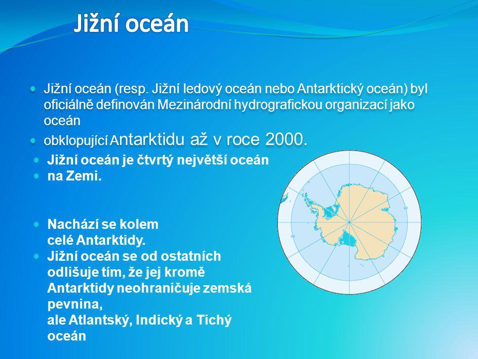 Afrika Antarktida Austrálie Asie Indický oceán Tichý oceán Atlantský oceán