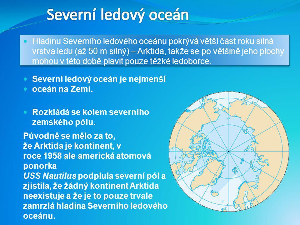 Antarktida Atlantský oceán Indický oceán Tichý oceán Jižní oceán