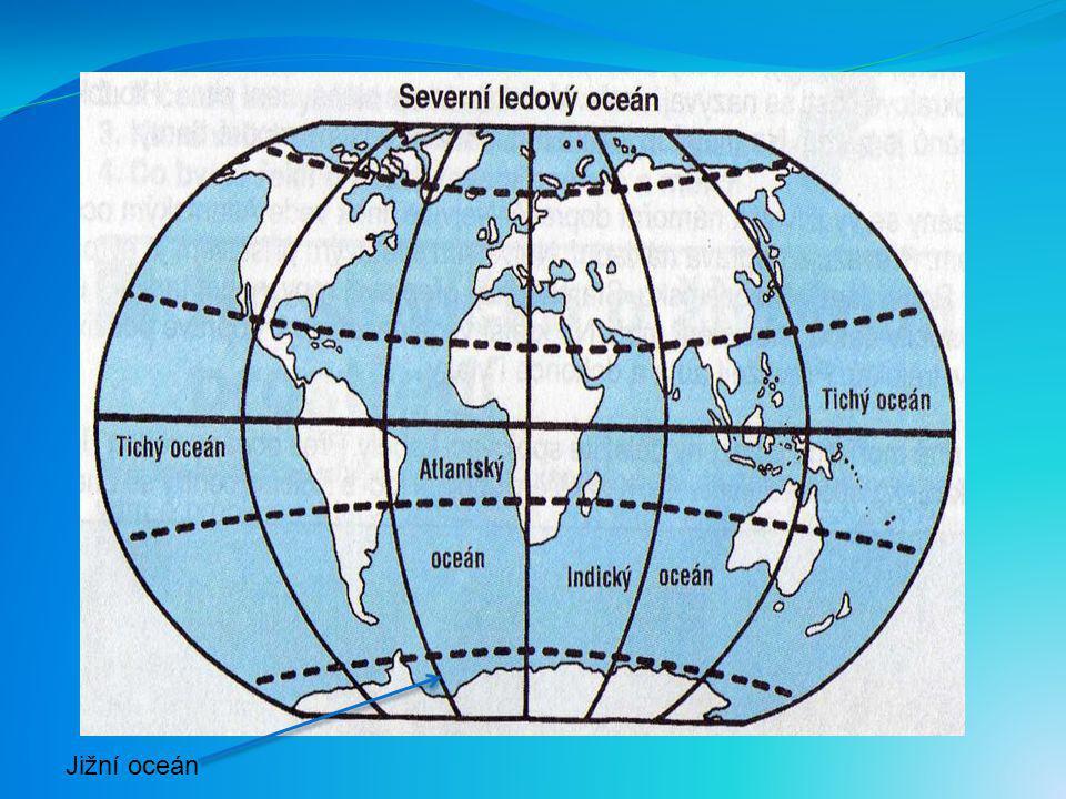 Složení světového oceánu Oceány Moře Oceán je část světového oceánu, která se rozprostírá mezi kontinenty Moře je na okrajích oceánů, částečně ohranič