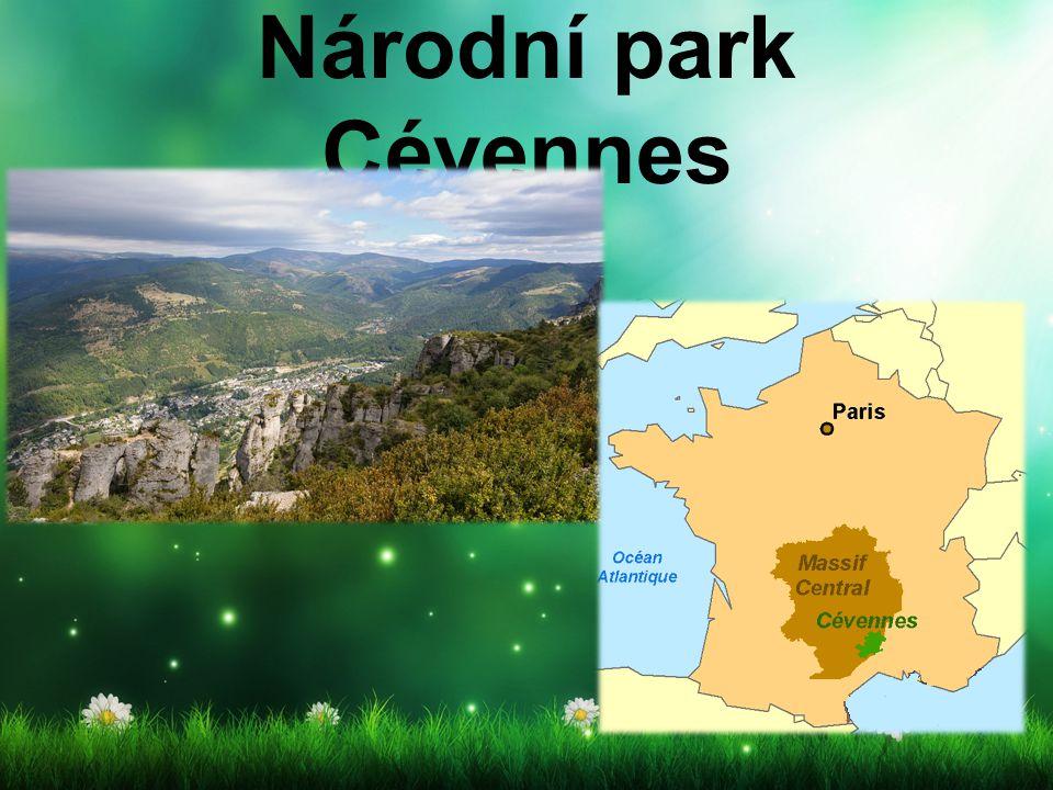 Národní park Cévennes