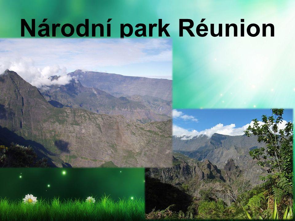 Národní park Réunion