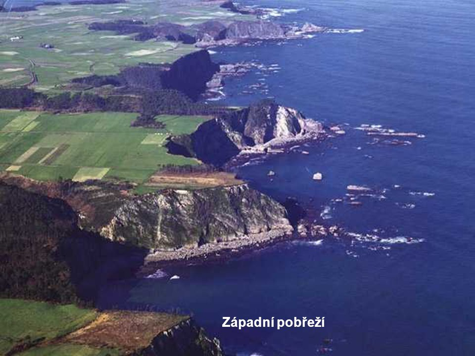 Asturie je stále zelená. Mnoho odstínů této barvy se zcela pokrývá hory, údolí a lesy.