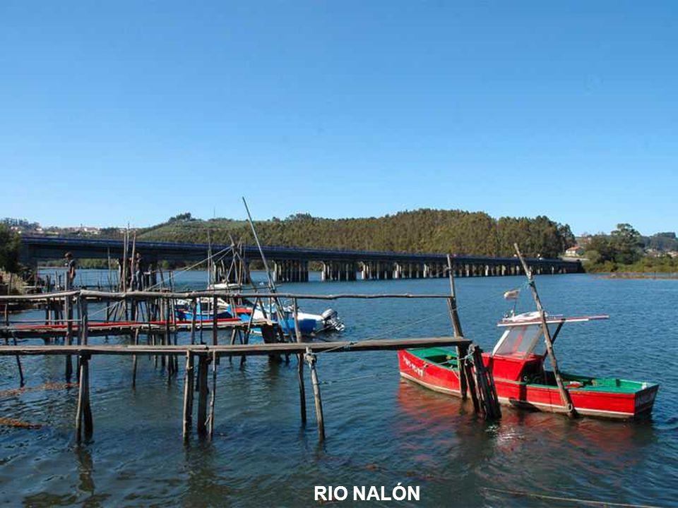 CUDILLERO –pobřeží klidu