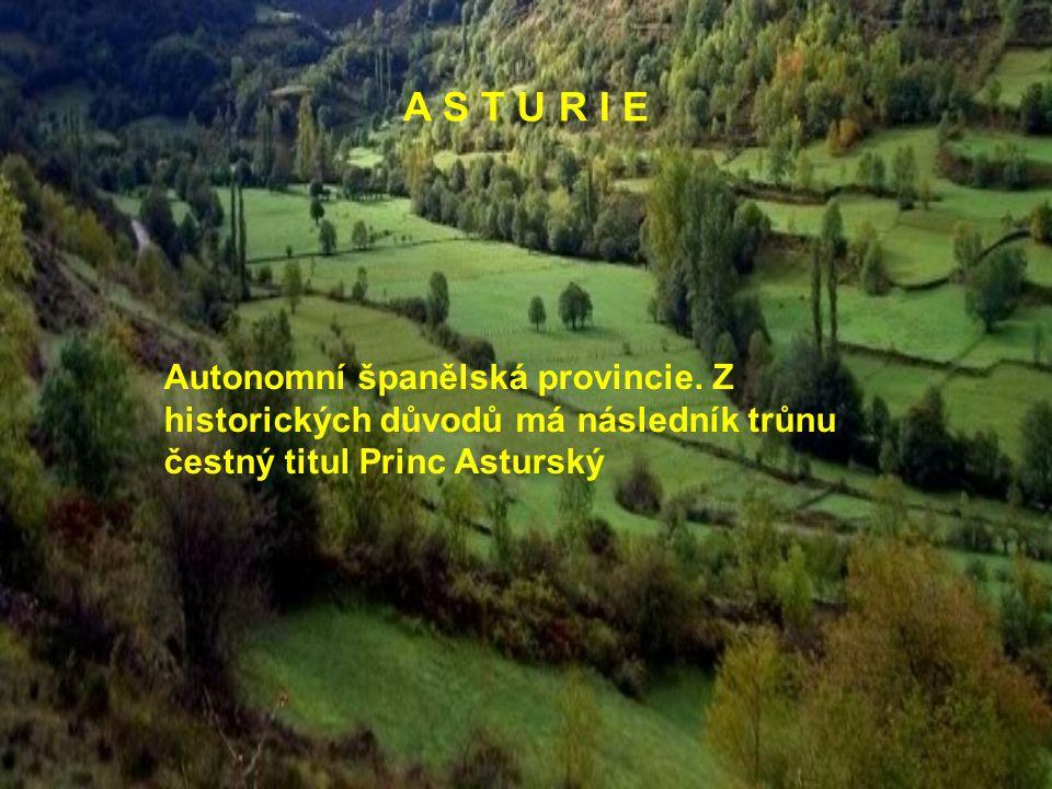 Autonomní španělská provincie.