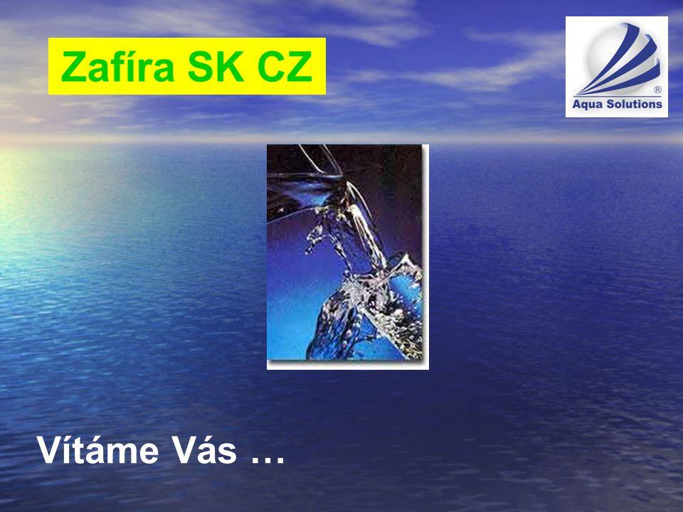 Vítáme Vás … Zafíra SK CZ