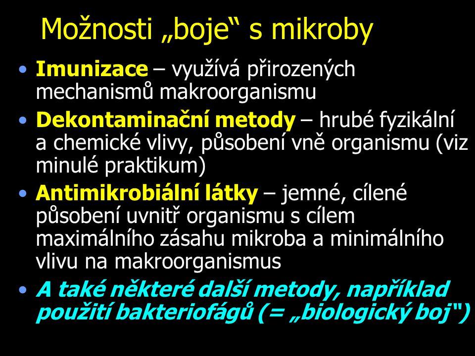 E-testy – vyhodnocení Hodnota MIC se odečítá přímo na proužku – v.místě, kde okraj zóny protíná daný proužek www.uniklinik-ulm.de