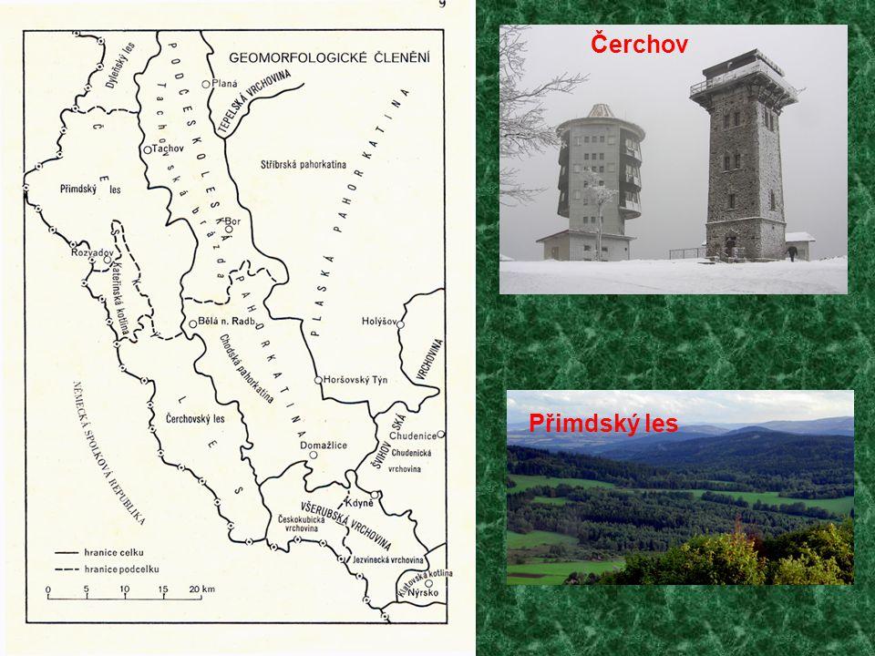 Přimdský les Čerchov
