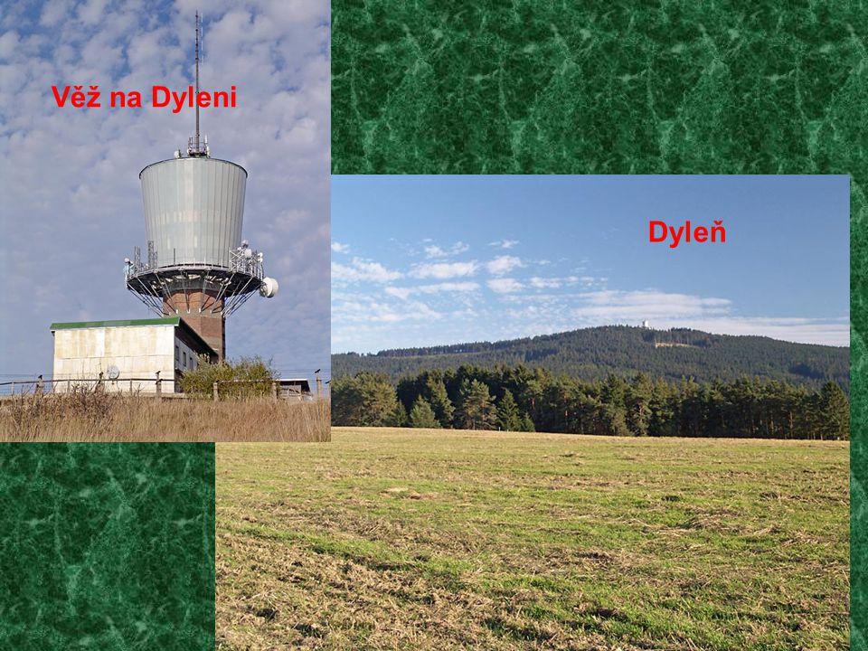 Věž na Dyleni Dyleň