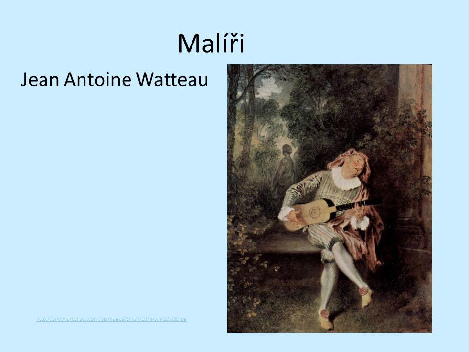 Malíři Jean Antoine Watteau http://www.artelista.com/ypimages/Small/10/mwm10208.jpg