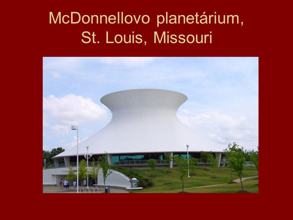 McDonnellovo planetárium, St. Louis, Missouri