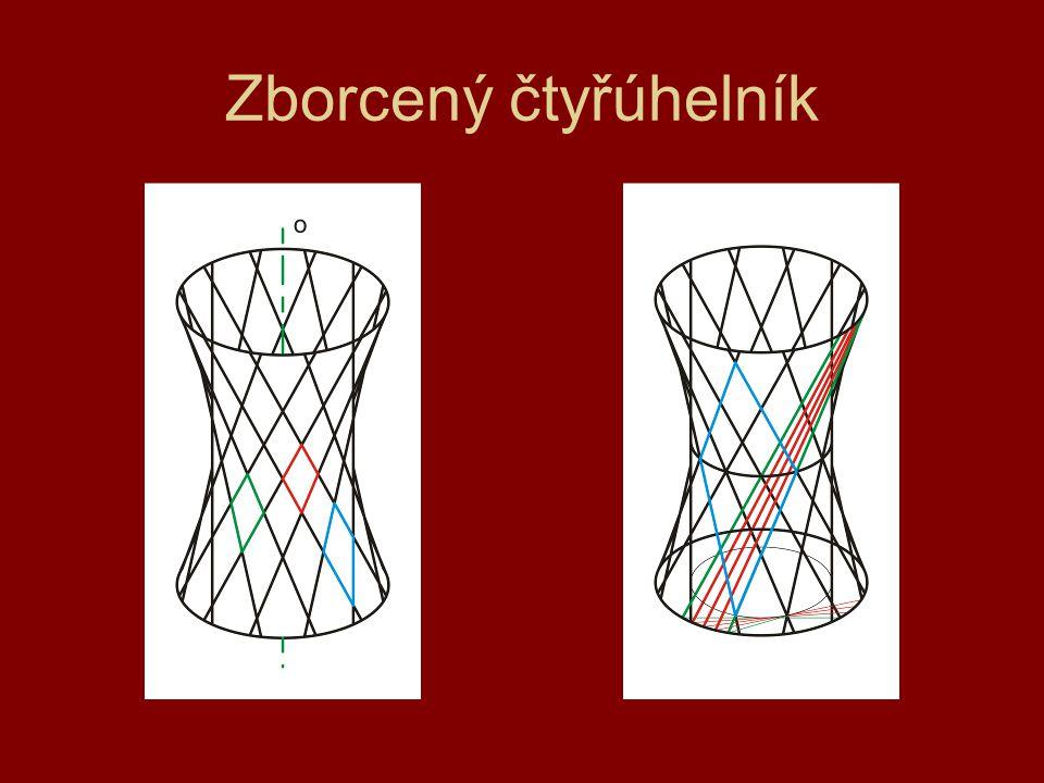 Zborcený čtyřúhelník