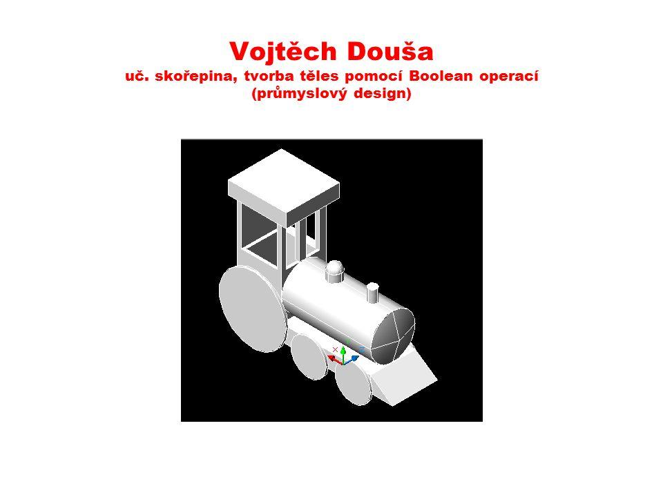 Vojtěch Douša uč. primitiva, ortogonální pole